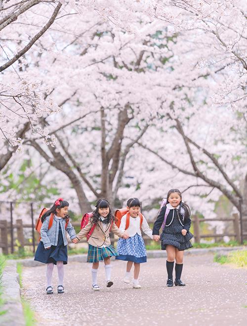 春〜新たなスタート〜